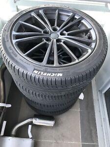 Toyota 86 GTS rims n tyres