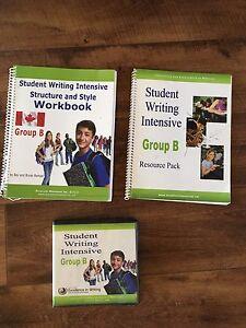 Homeschool writing program