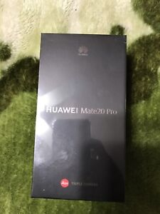 Brand New Sealed In Box HUAWEI MATE20 PRO