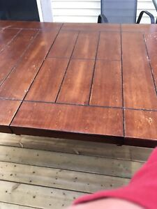 Kitchen Table must sell
