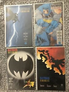 Batman Dark Knight 4 pack high grade