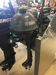 Yamaha Outboards 2.5-250hp