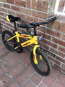 2x children's bike