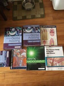 Dental Assisting Books