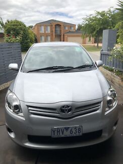 Toyota corolla hatch back 2012 excellent condition Berwick Casey Area Preview