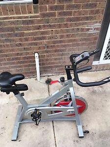 Everest exercise bike Berwick Casey Area Preview
