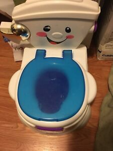 Fisher price music Potty Training Toilet