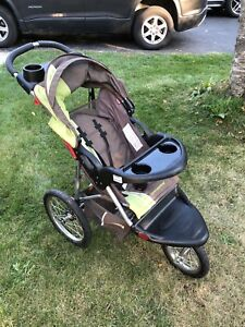 Ike new Baby Trend Expedition Jogger Travel System