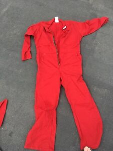 Men's large coveralls