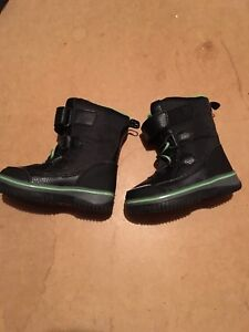 Boots - toddler boys size 7