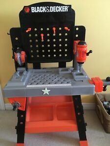 Kids tool box/ work bench