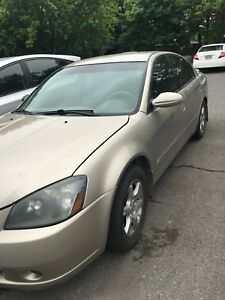 Nissan Altima 2005 perfect condition