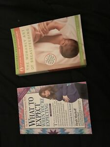 Pregnancy/ breastfeeding books