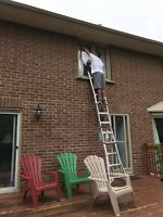 Affordable Window and Eaves Cleaning!