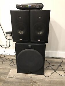 Psb b1 speakers with subwoofer