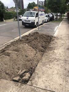 Free dirt / soil