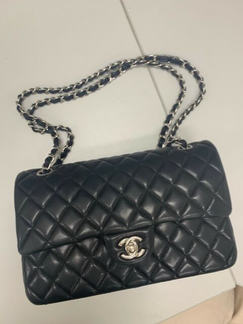 568a4f3c5977 Chanel Classic Double Flap Bag Black lambskin good condition | Bags