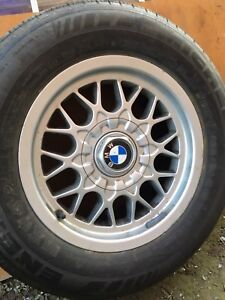 Bmw tires with rims