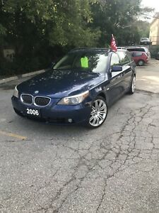 2006 BMW 530XI TOURING LOW KM WHOLESALE AS IS