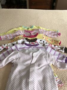 Baby girl clothing lot - 9 - 12 mos