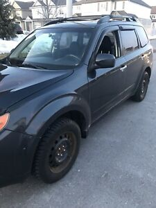 2010 SUBARU FORESTER GOOD CONDITION