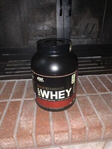 5 Lb ON 100% Gold Standard whey protein powder