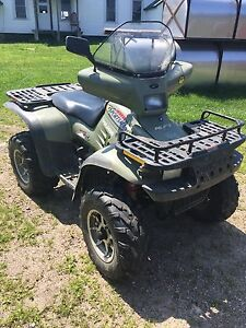 2002 Polaris sportsman 4x4