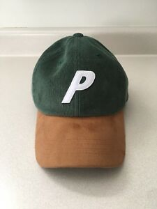 Brand New Palace Corduroy Six-Panel Cap size OS