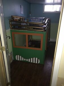 Teenage mutant ninja turtles tmnt bed