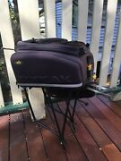 Topeak MTX quick track bag and rack Bardon Brisbane North West Preview