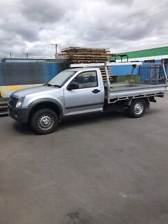 2007 Holden Rodeo RA MY07 LX 4x2 Cab Chassis Edwardstown Marion Area Preview