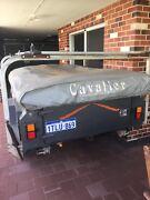 Camper Trailer - Cavalier Super Deluxe Off Road Bunbury Bunbury Area Preview