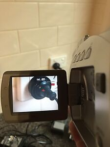 Canon video camera Attwood Hume Area Preview