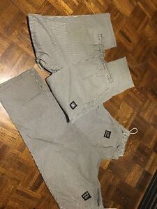 Chef Pants size Large - New !
