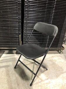 Lot 400 chaises pliantes années 2018