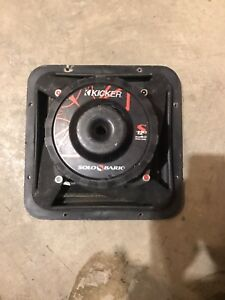 Kicker solor baric 12