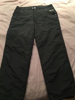 SNOW SKI PANTS - LADIES / MENS / UNISEX SIZE 14