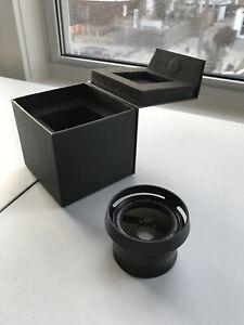 Fuji WCL-X100, Nikon 24-70 Z F4 and Sony RX100 M2 II