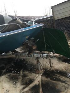 boat for parts