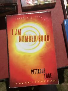 I am number four series