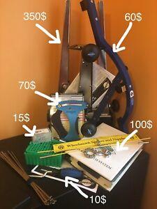 Ensemble d'outils de montage de roues Park Tool Wheelsmith