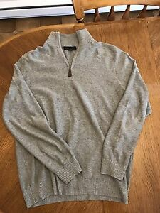 Men's Long Sleeve Knit Sweaters