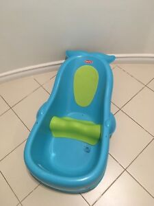 Fisher-Price Precious Planet Whale of a Tub Baby bath Tub