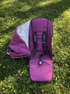 Uppababy Vista (2015+) seat and canopy
