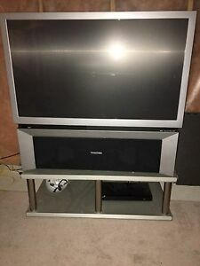 TV w/stand