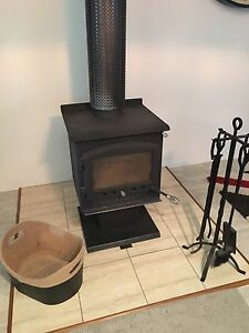 Scandia 140 Wood Burner Yanchep Wanneroo Area Preview