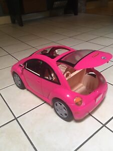 Barbie VW bug