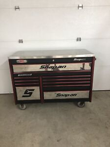 Coffre snapon snap on snap-on