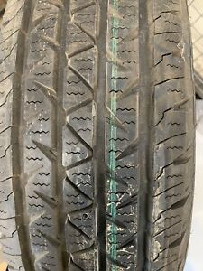 2 Good year tires P245/75R16 track 2