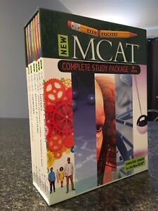 Exam Krackers 9th edition MCAT - Never used